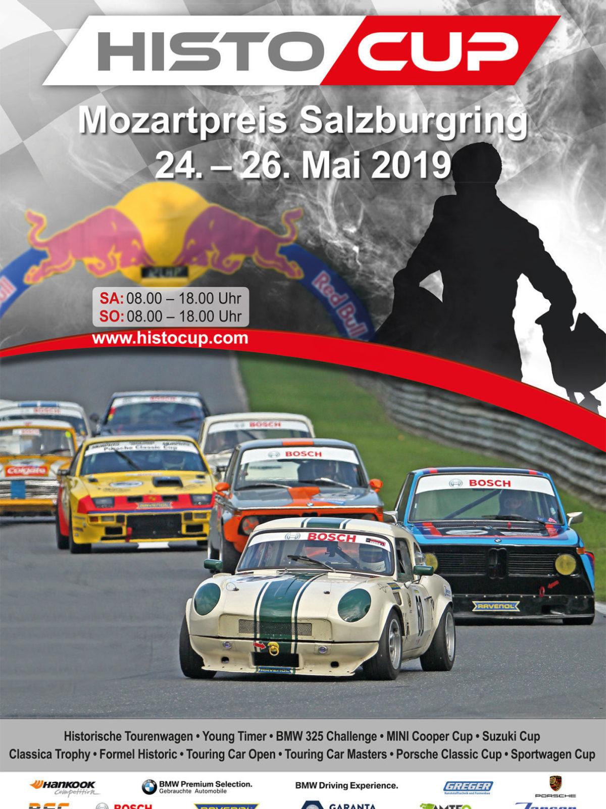 15. Mozartpreis Plakat