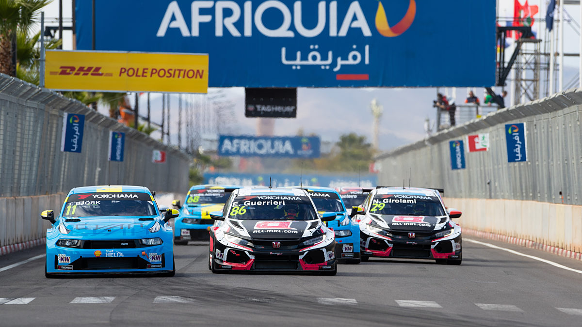 04 WTCR Race of Morocco