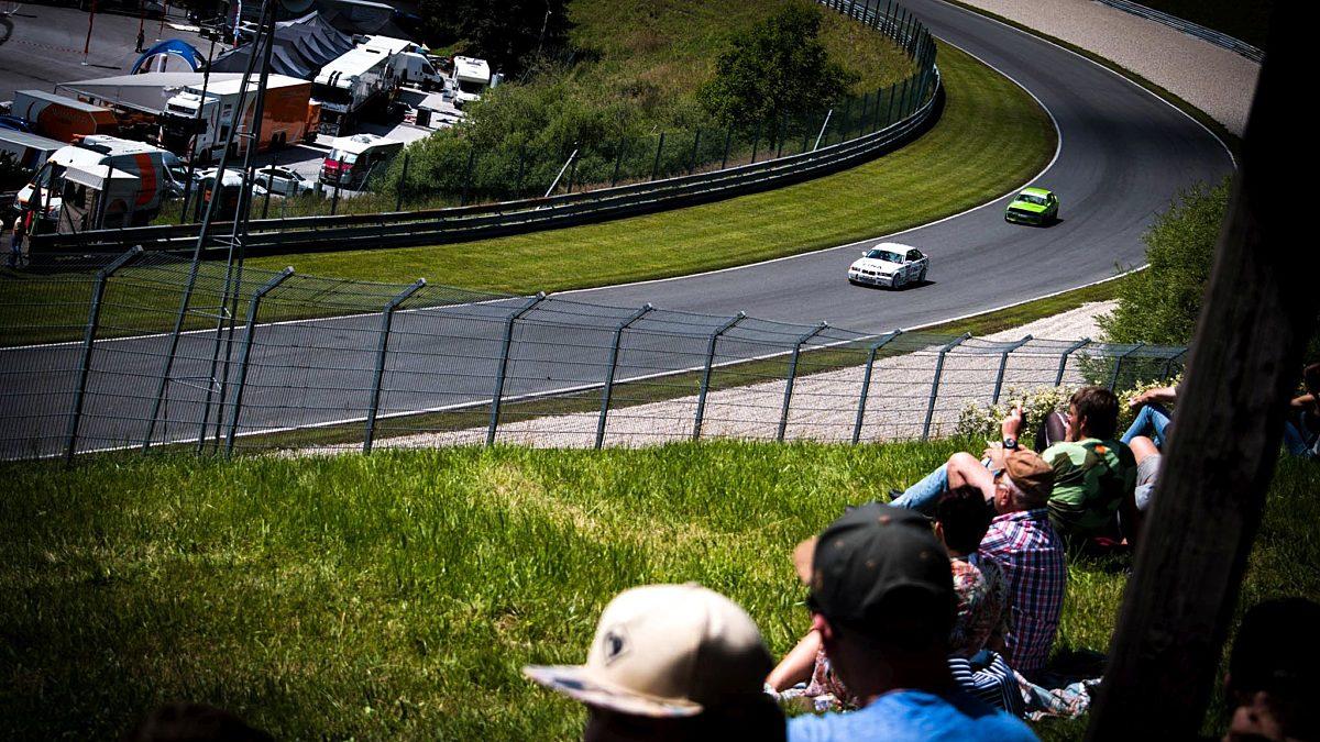Der Salzburgring ist die Bühne für das erste XLR8 Credit Alexander Kogler