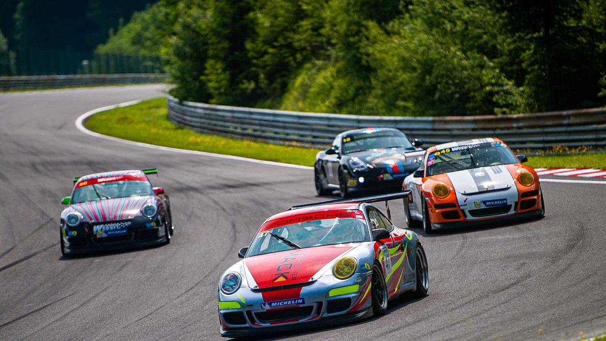 Faires Racing in der Porsche Club Historic Challenge Credit Michael Jurtin XLR8