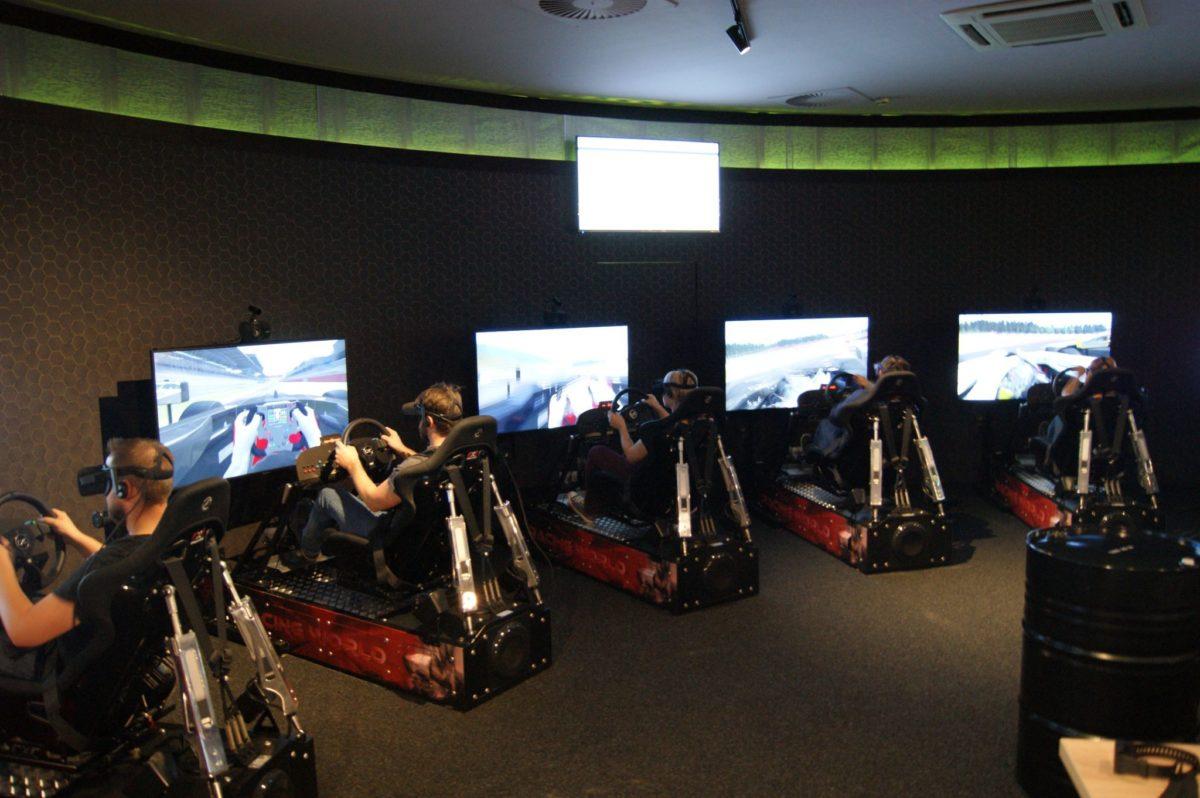 XLR8 Gaming Experience vor Ort und zuhause Credit XGS