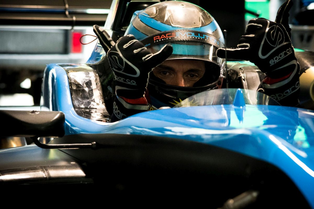 Im Formelboliden ist Mut gefragt Credit Alexander Kogler