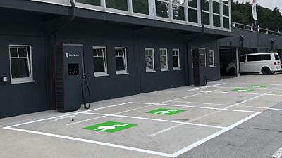 Salzburgring ladestation charging station 2019 01 888x444